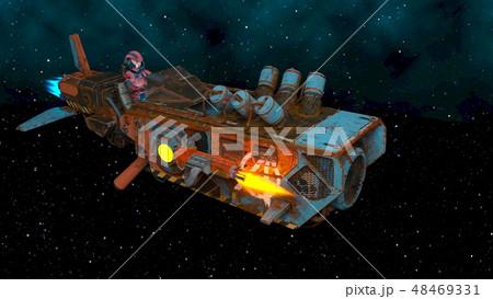 宇宙船 48469331