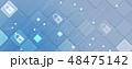セキュリティ セキュリティー 安全のイラスト 48475142
