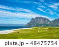 浜辺 海 空の写真 48475754