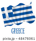 25 March, Greece Independence Day background  48476061