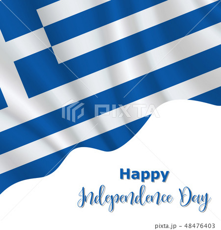 25 March, Greece Independence Day background  48476403