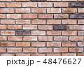 レンガ 外壁 テクスチャーの写真 48476627