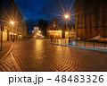 グダニスク 街 広場の写真 48483326