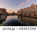 グダニスク 街 建物の写真 48483346