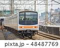 武蔵野線 電車 205系の写真 48487769