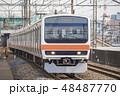武蔵野線 電車 列車の写真 48487770