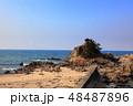 笹川流れ 弁天岩 48487896
