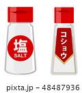 塩と胡椒 48487936