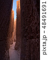 Cathedral Gorge, Nevada, USA 48491691