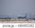 稚内空港 羽田便 48495282