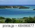 八重山諸島 川平湾 沖縄の写真 48496877