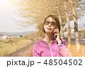 アジア人 アジアン アジア風の写真 48504502