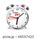 時計 時間 時刻のイラスト 48507425