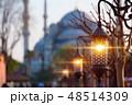 Islamic ramadan lantern, Istanbul, Turkey 48514309