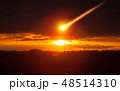 Asteroid impact, judgment day, end of world 48514310