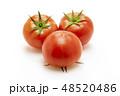 トマト3個 48520486