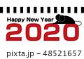 2020年賀状 48521657