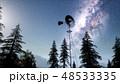 風 星 風車のイラスト 48533335