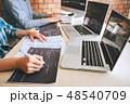 プログラマー 展開 コンピュータの写真 48540709
