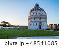 ドゥオーモ広場 教会 世界文化遺産の写真 48541085