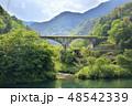 風景 川 晴れの写真 48542339