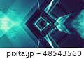 アブストラクト 抽象 抽象的のイラスト 48543560