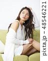 女性 美容 ポートレートの写真 48546221