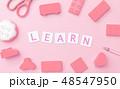 学ぶ 学習 習うの写真 48547950