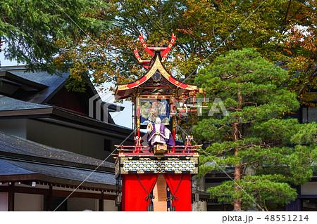 秋の高山祭 48551214