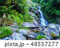 見返りの滝 滝 水流の写真 48557277