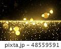 背景 明るい 明かりのイラスト 48559591
