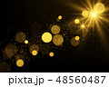 Shiny particles and sparkles magical background 48560487