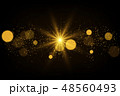Shiny particles and sparkles magical background 48560493