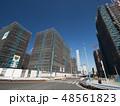 工事現場 建設現場 住宅の写真 48561823