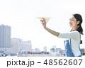 紙ヒコーキ 48562607