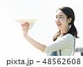 紙ヒコーキ 48562608