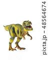 恐竜 ティラノサウルス 48564674