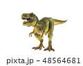 恐竜 ティラノサウルス 48564681