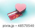 定期預金 預金通帳 通帳の写真 48570540