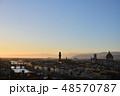 フィレンツェ イタリア 世界遺産の写真 48570787
