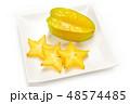 スターフルーツ 五歛子 果物の写真 48574485