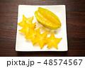 スターフルーツ 五歛子 果物の写真 48574567