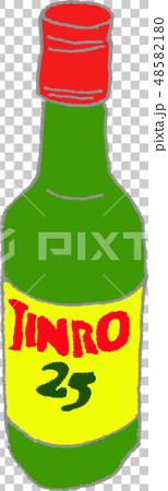 韓國燒酒 48582180