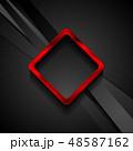 シマ 縞 ストライプのイラスト 48587162