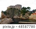 クロアチア ドゥブロヴニク 48587780