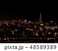 台北の夜景イラスト2 48589389