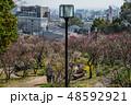 梅が満開の須磨離宮公園 48592921