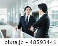 ビジネス ビジネスマン オフィスの写真 48593441