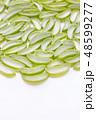 アロエ 原材料 材料の写真 48599277