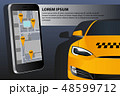 Mobile application for ordering taxi 48599712